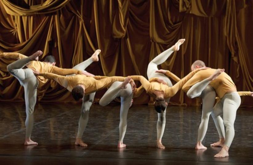 Ballet de Lorraine's Petter Jacobsson rejuvenates dance pieces by three masters (photo credit: Courtesy)