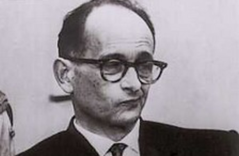 eichmann nazi jslm 224.88 (photo credit: Courtesy)