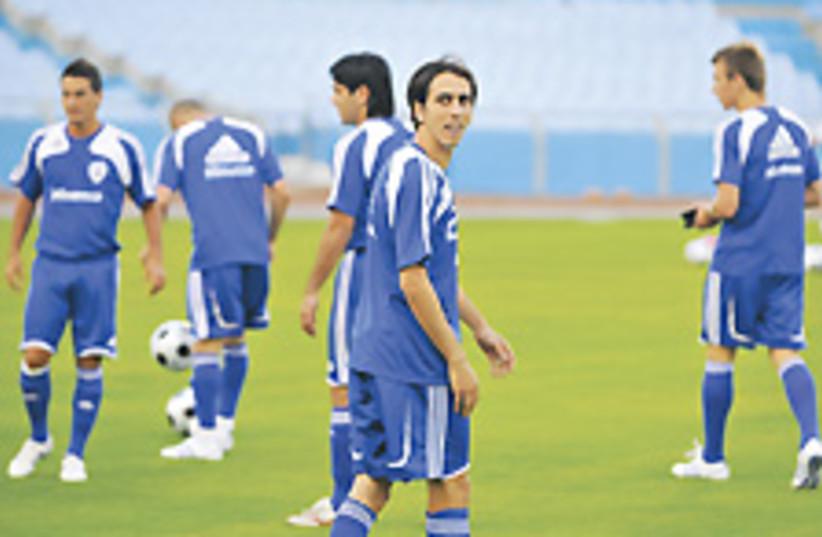 israel soccer team excellent pic 224.88 (photo credit: Asaf Kliger)