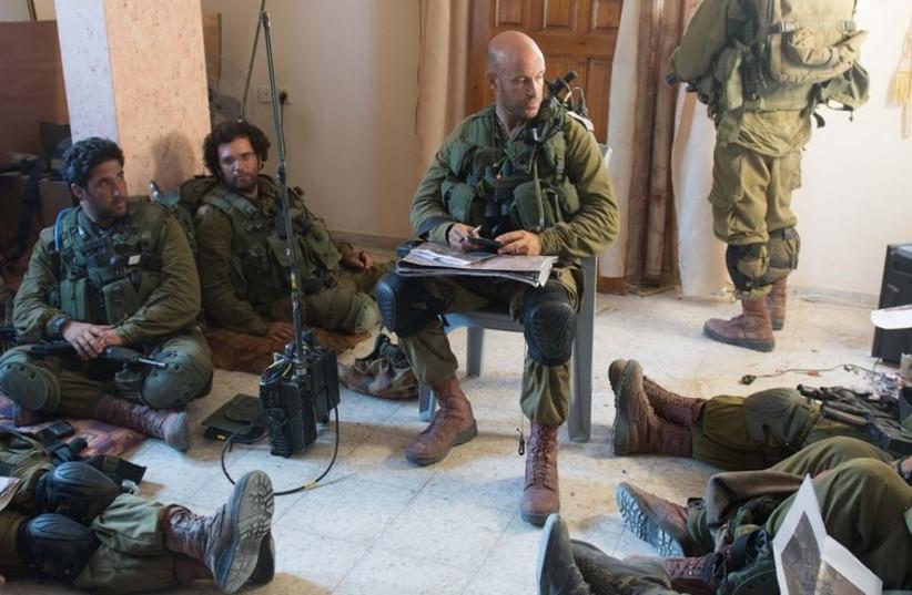 Nahal brigade in Gaza (photo credit: IDF SPOKESMAN'S OFFICE)