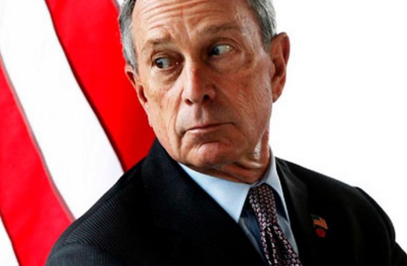 Former New York mayor Michael Bloomberg (photo credit: REUTERS)