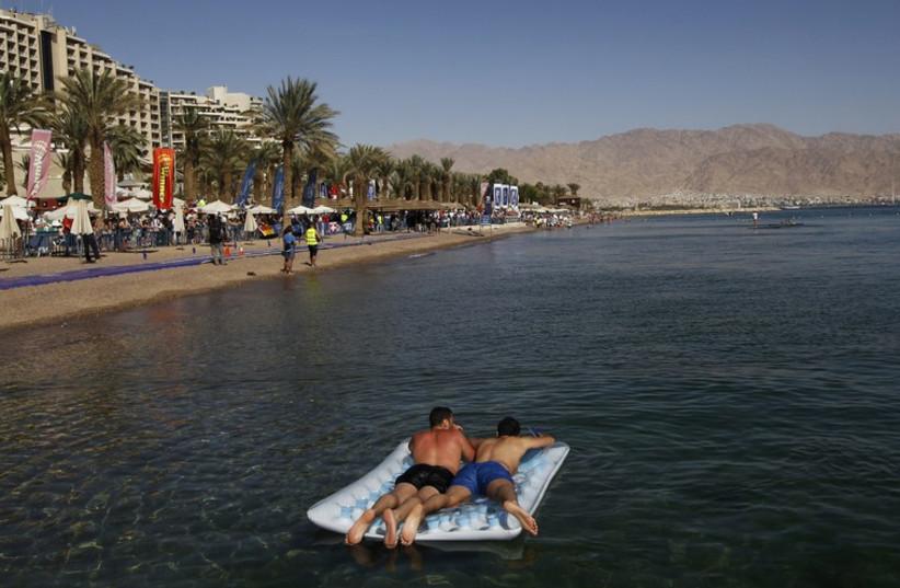 Eilat (photo credit: REUTERS)