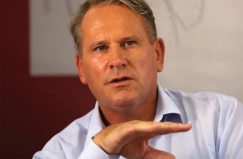 COL. (RET.) RICHARD KEMP is in Israel to try to 'get as close to the situation as possible.' (photo credit: MARC ISRAEL SELLEM)