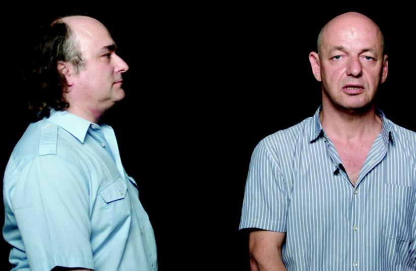 Friedemann Derschmidt et Shimon Lev (photo credit: LUDWIG LOECKINGER)