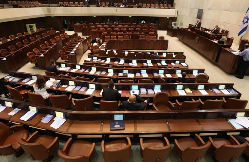 Knesset (photo credit: MARC ISRAEL SELLEM/THE JERUSALEM POST)
