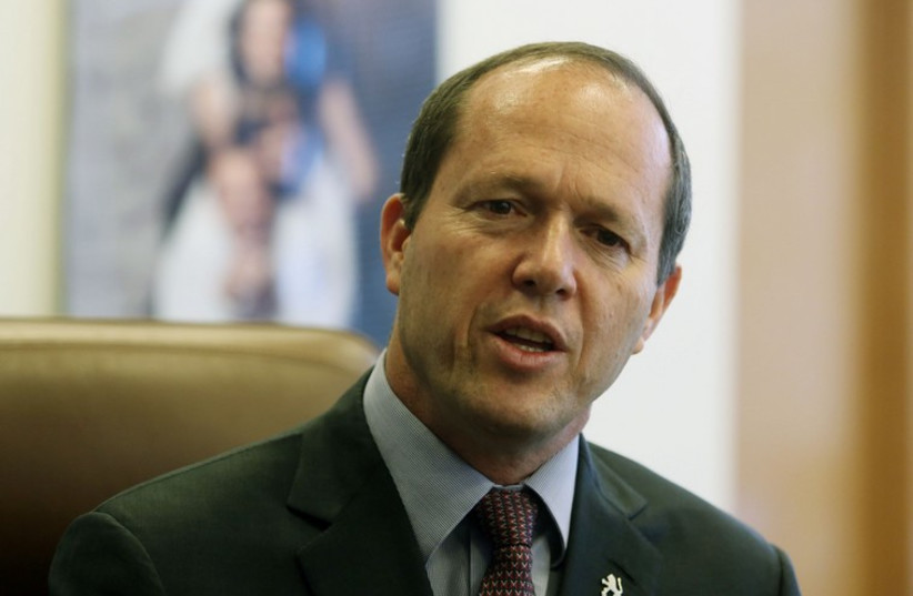 Nir Barkat (photo credit: MARC ISRAEL SELLEM/THE JERUSALEM POST)