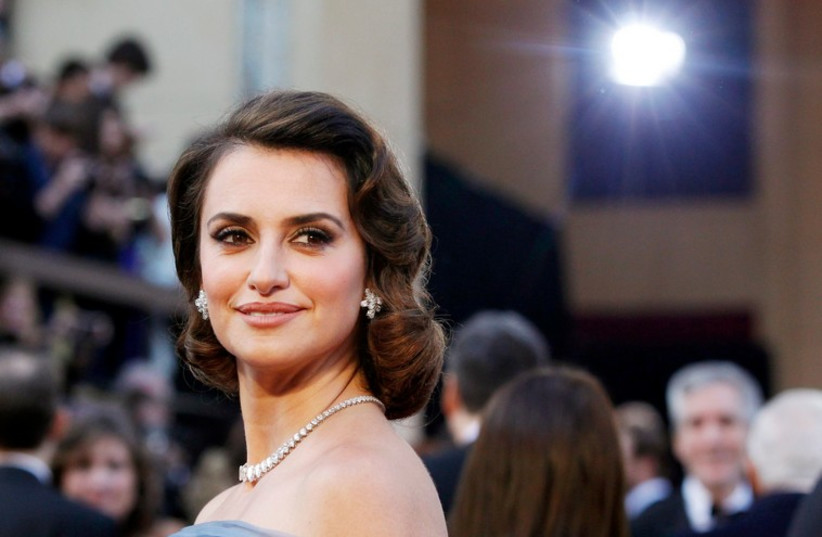 Spanish film star Penelope Cruz. (photo credit: REUTERS)