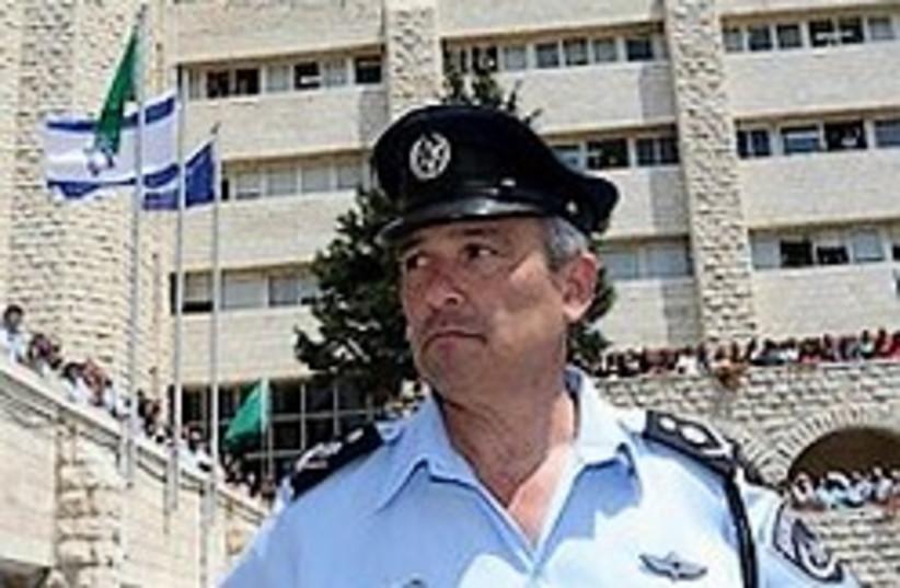 Police Chief David Cohen 248 88 aj (photo credit: Ariel Jerozolimski [file])