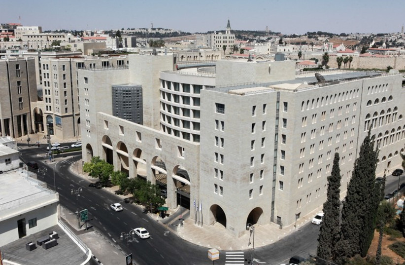 King David hotel in Jerusalem (photo credit: MARC ISRAEL SELLEM/THE JERUSALEM POST)