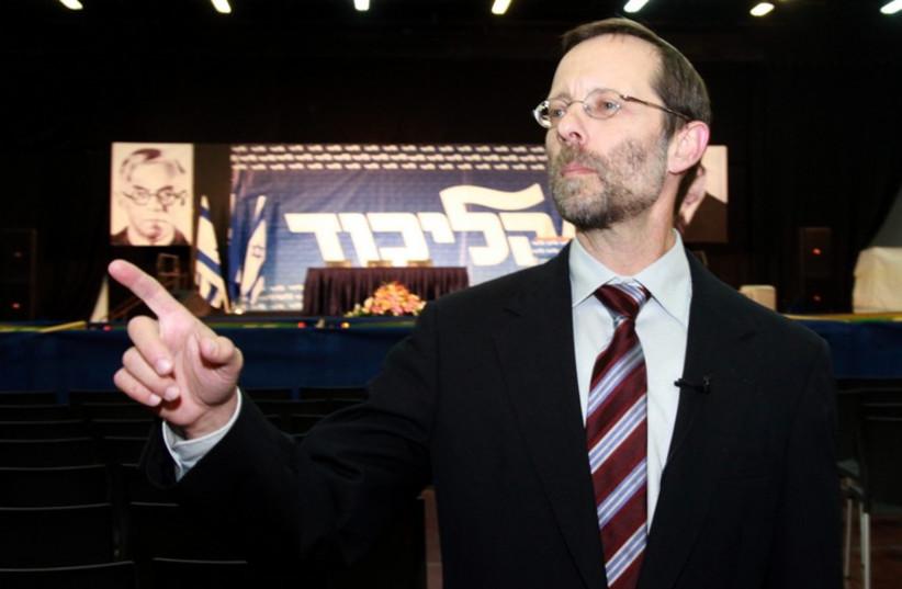 Moshe Feiglin (photo credit: MARC ISRAEL SELLEM/THE JERUSALEM POST)