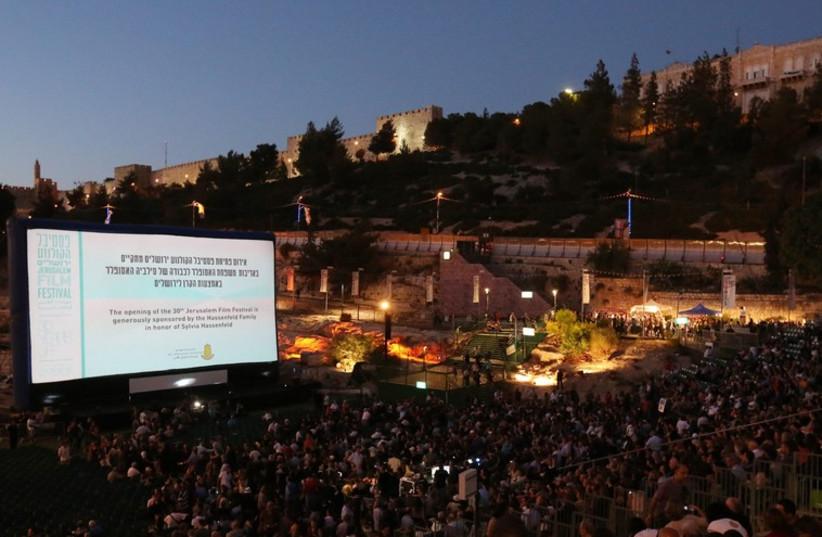 Jerusalem Film Festival (photo credit: MARC ISRAEL SELLEM/THE JERUSALEM POST)