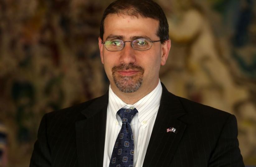 Dan Shapiro (photo credit: MARC ISRAEL SELLEM/THE JERUSALEM POST)