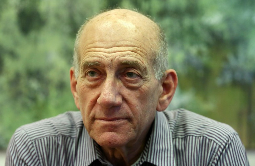 Ehud Olmert (photo credit: MARC ISRAEL SELLEM/THE JERUSALEM POST)