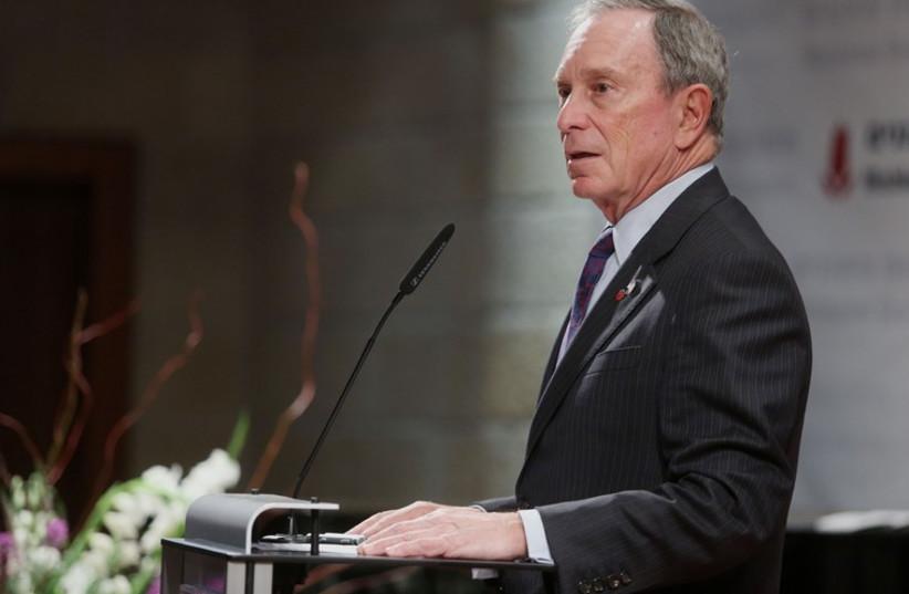 Michael Bloomberg (photo credit: MARC ISRAEL SELLEM/THE JERUSALEM POST)