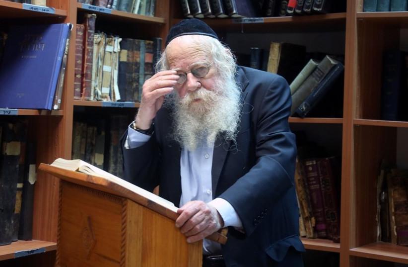 Three encounters with Rabbi Steinsaltz, a great man - The ...