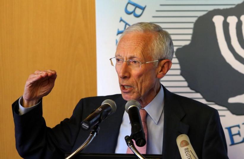 Stanley Fischer (photo credit: MARC ISRAEL SELLEM/THE JERUSALEM POST)