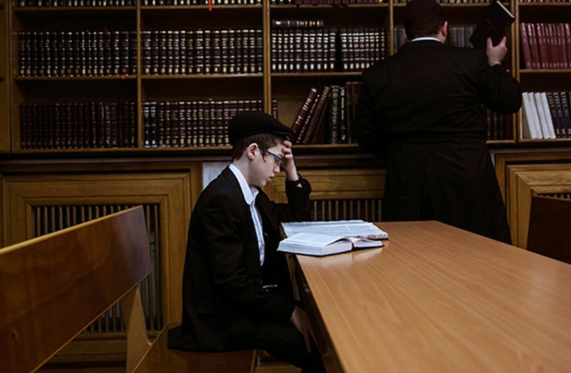 Jews in Europe are facing increasing hostility motivated by anti-Semitism. (photo credit: REUTERS)