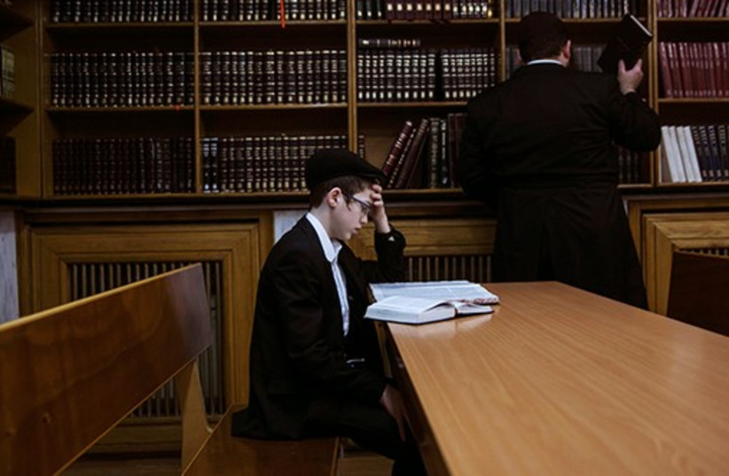 Jews in Europe (photo credit: REUTERS)