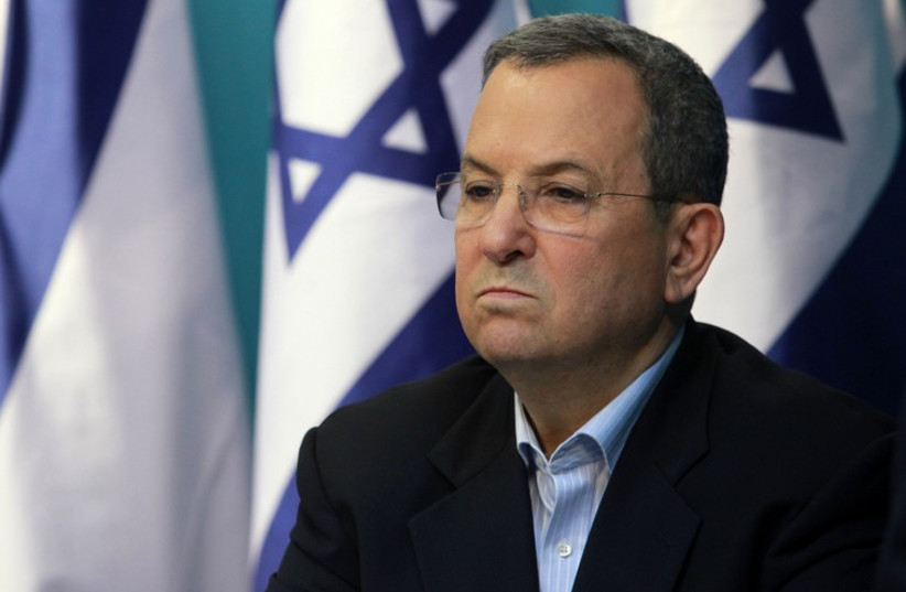 Ehud Barak (photo credit: MARC ISRAEL SELLEM/THE JERUSALEM POST)