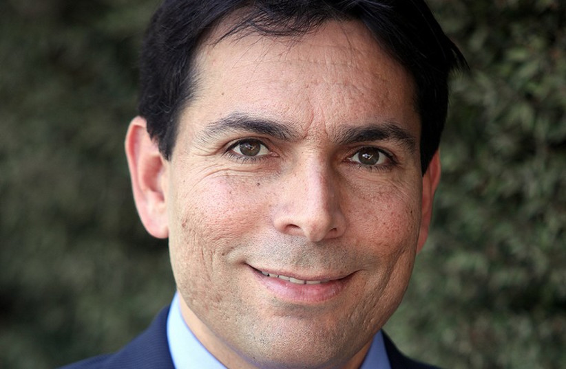 Danny Danon (photo credit: MARC ISRAEL SELLEM/THE JERUSALEM POST)