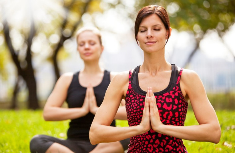 Meditation (photo credit: INGIMAGE / ASAP)