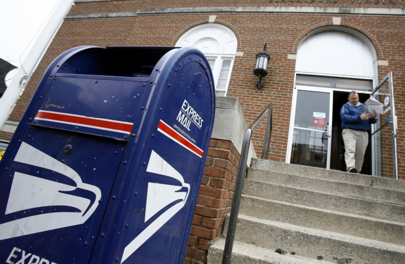 US Post Office (illustrative) (photo credit: REUTERS)