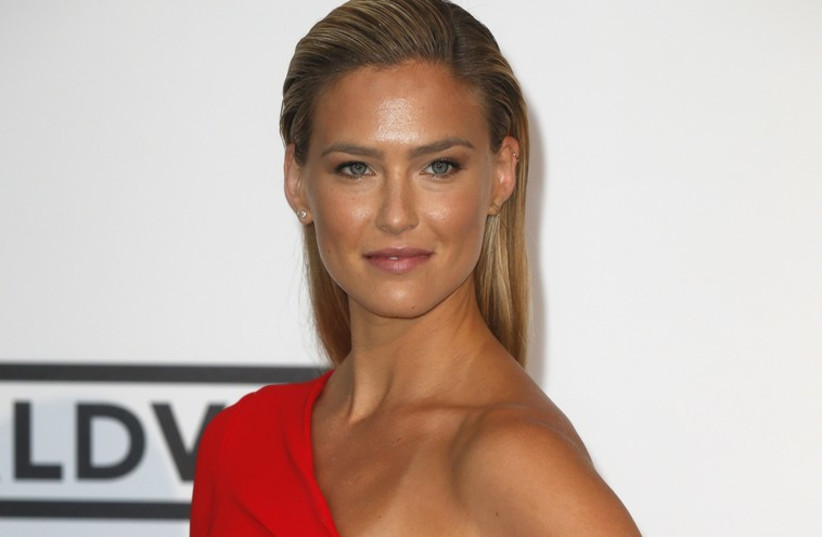 Israeli model Bar Refaeli. (photo credit: REUTERS)