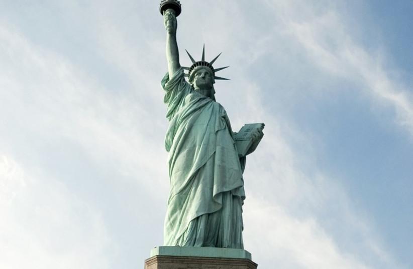Statue of Liberty (photo credit: INGIMAGE / ASAP)
