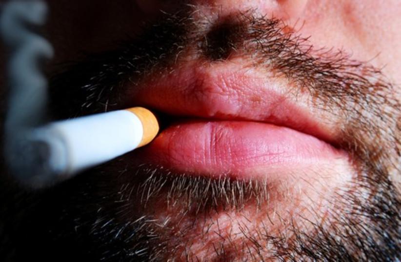 Smoking (photo credit: INGIMAGE / ASAP)