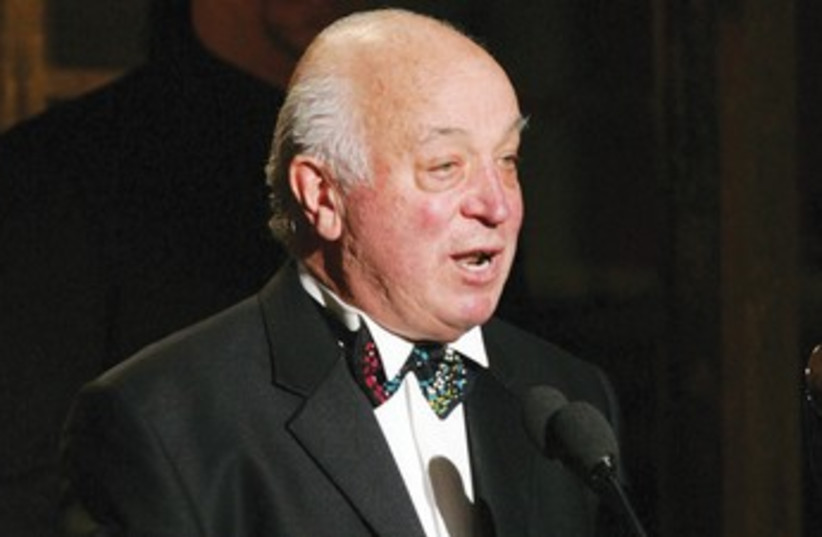 Seymour Stein (photo credit: REUTERS)