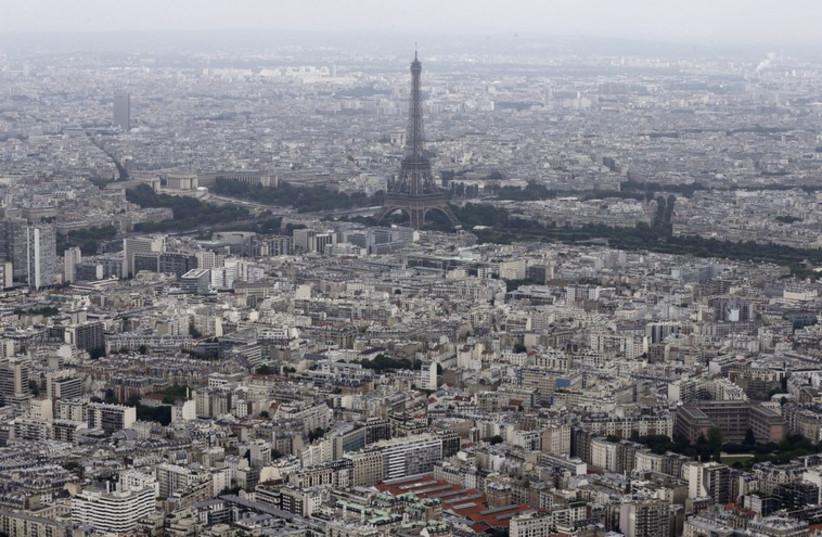 Paris, France. (photo credit: REUTERS)