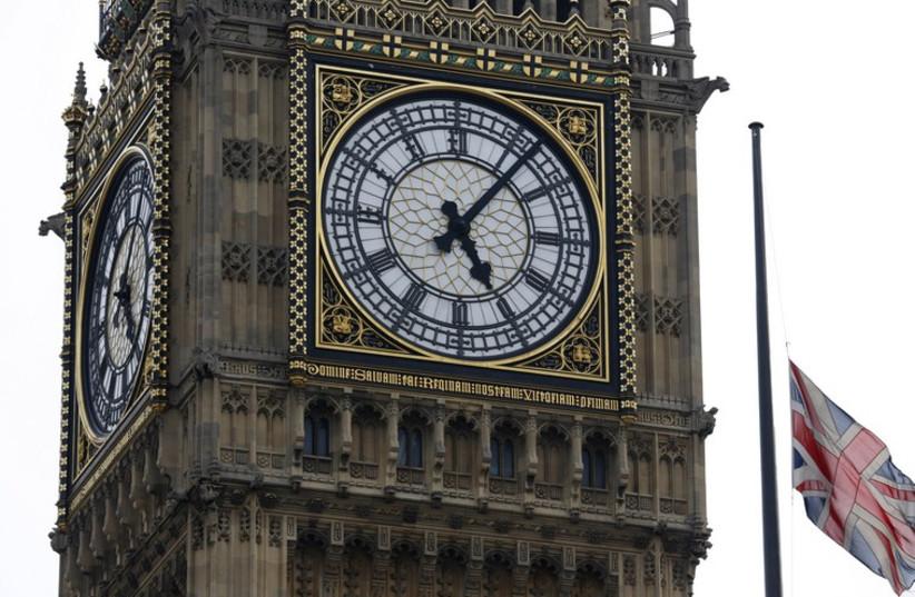 The Big-Ben, London (photo credit: REUTERS)
