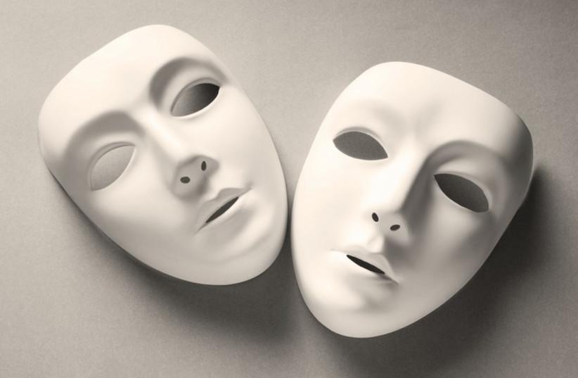 Theater Masks (photo credit: INGIMAGE / ASAP)
