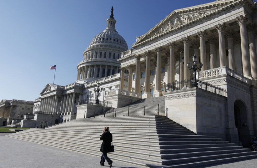United States Capitol building in Washington, DC. (photo credit: REUTERS)