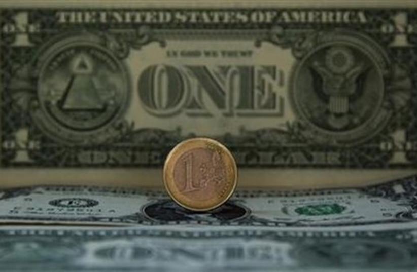 Money [illustrative] (photo credit: REUTERS)
