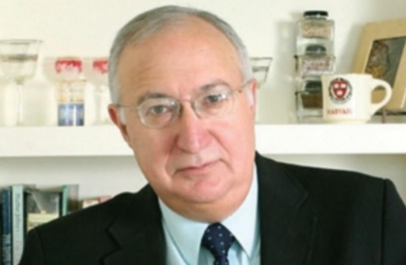 Professor Michael Trajtenberg (photo credit: TAU)