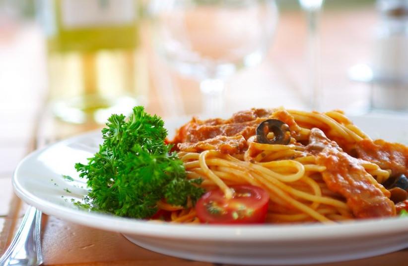 Pasta dish [illustrative] (photo credit: INGIMAGE)