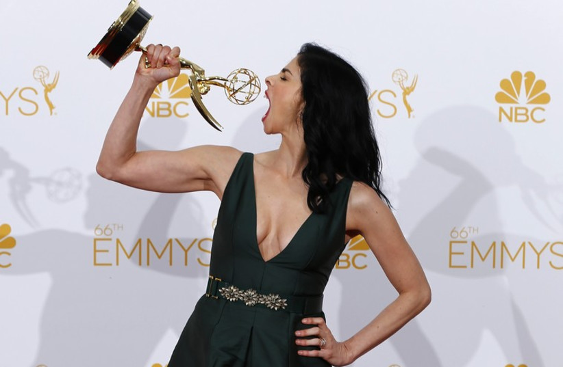 Sarah Silverman (photo credit: REUTERS)