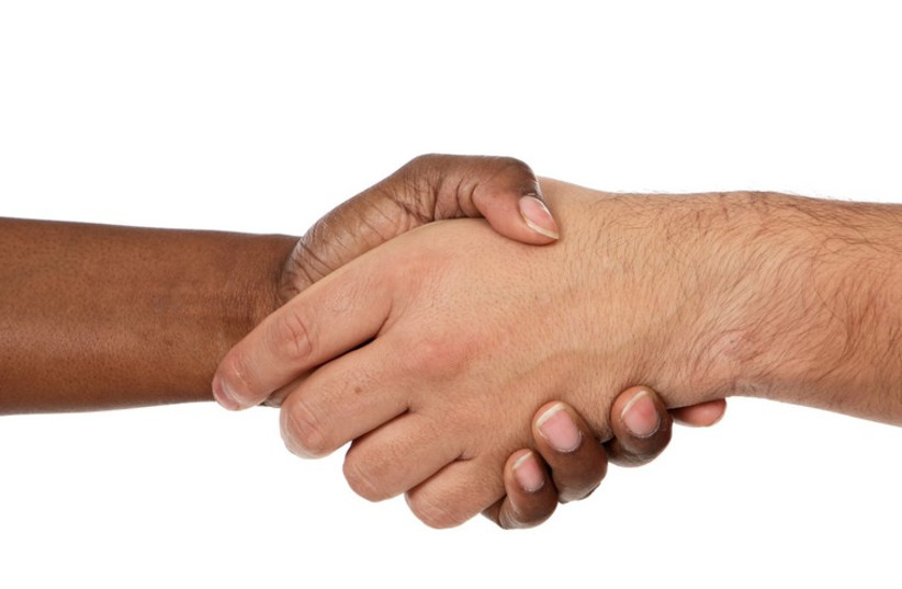 Handshake [Illustrative] (photo credit: INIMAGE)