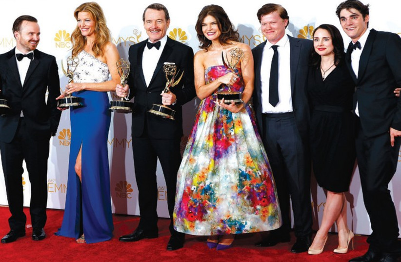 The usual suspects cleaned up at the 66th Emmys. (photo credit: PR)