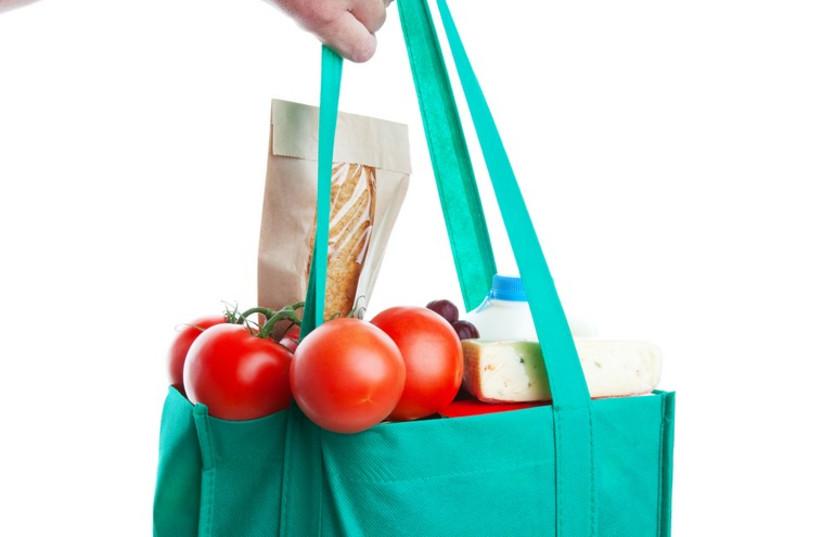 Environmentally friendly bag (Illustrative) (photo credit: INGIMAGE)