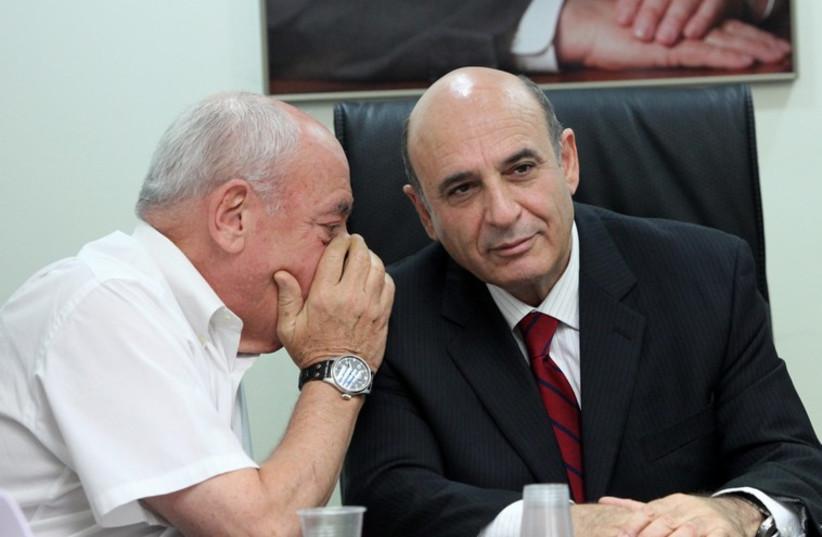 Kadima chairman MK Shaul Mofaz (photo credit: MARC ISRAEL SELLEM/THE JERUSALEM POST)