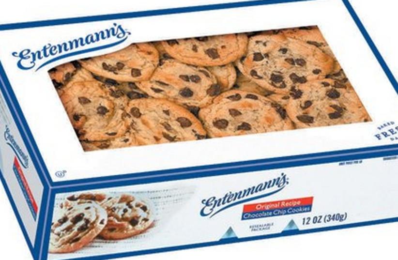 Entenmann's cookies (photo credit: PR)