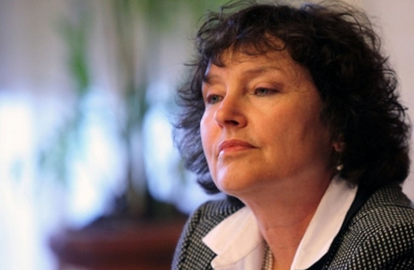 Karnit Flug  (photo credit: MARC ISRAEL SELLEM/THE JERUSALEM POST)