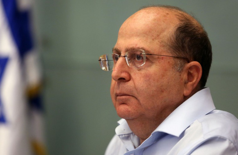 Moshe Yaalon (photo credit: MARC ISRAEL SELLEM/THE JERUSALEM POST)