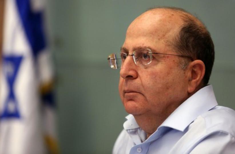 Moshe Yaalon (photo credit: MARC ISRAEL SELLEM/THE JERUSALEM POST)