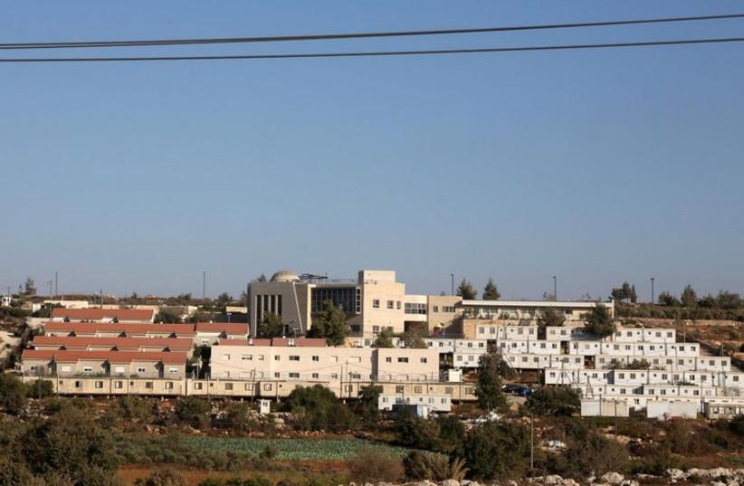 Gush Etzion, September 2 (photo credit: MARC ISRAEL SELLEM)