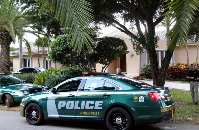Sotloff family home in Florida (photo credit: REUTERS)
