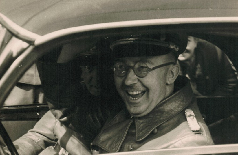 In this compelling documentary, the life of SS officer Heinrich Himmler unfolds through film footage and the letters he wrote during the war. (photo credit: PR)