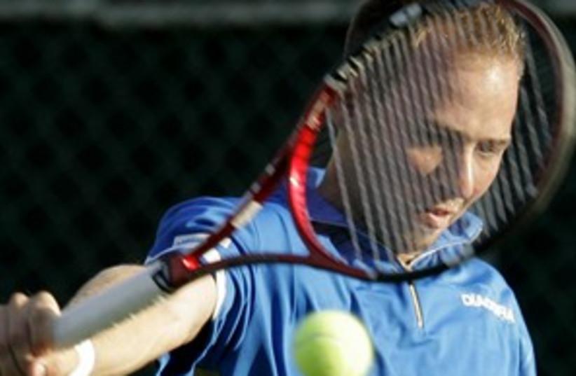 tennis (photo credit: AP)